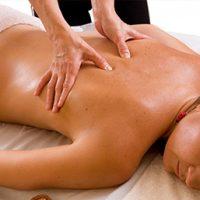 Общий профилактический массаж